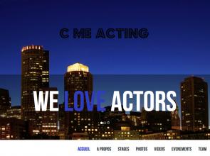 C Me Acting